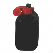 Jerry can 5L black